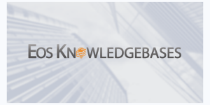Eos Group Announces 2015 High Voltage Knowledgebase